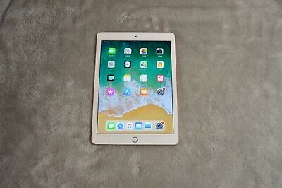 Excellent Condition Unlocked Apple iPad Pro Wi-Fi and Cellular 9.7in Rose Gold