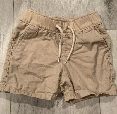 Euc Baby Gap Toddler Boy Gym Shorts Look Size 12-18 Months Boys' Clothing (newborn-5t) Cute Clothing, Shoes & Accessories