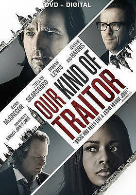 Our Kind of Traitor (DVD, 2016) SKU 3066