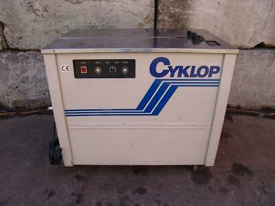 Cyklop Ultra Strapping System Banding Machine