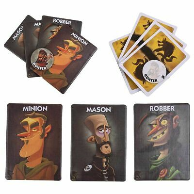 One Night Ultimate Werewolf - Board Game Brand New & Sealed Gifts Toys