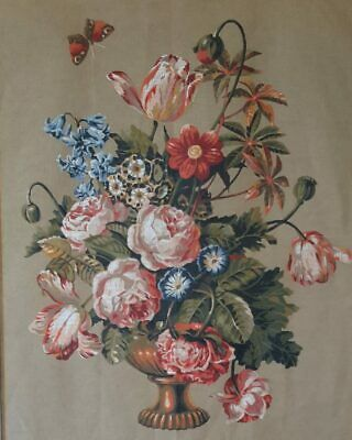 Bouquet - Printed Tapestry