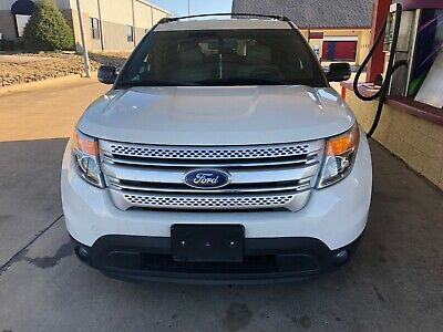 2011 Ford Explorer XLT 4WD 2011 Ford Explorer XLT