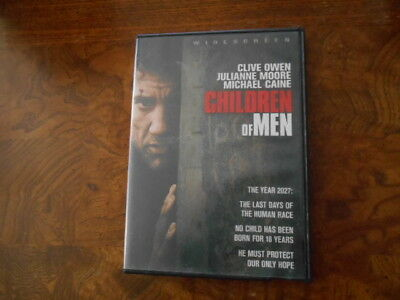 Children of Men (DVD 2007) Widescreen