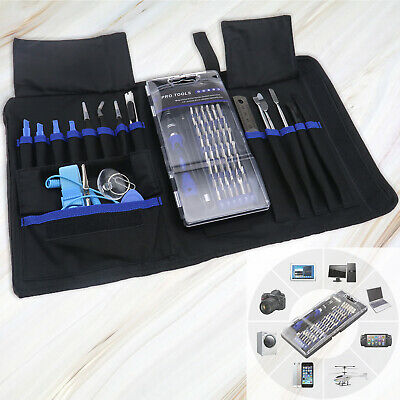 80 in 1 Precision Screwdriver Set Magnetic Driver Kit Magnetizer Repair Tool