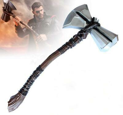 1:1 Thor Stormbreaker Axe Reproductions Avengers Infinity War Thor Weapon Cos