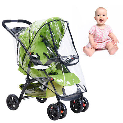 Rain Cover Raincover for Universal Hauck Shopper Sport Buggy Pushchair Protector