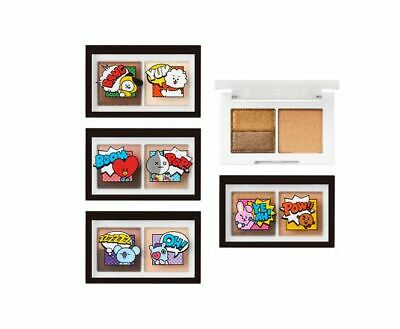 VT X BT21 BTS 2nd Edition (2019 New) Art In Multi Eye Shadow 4 Colors