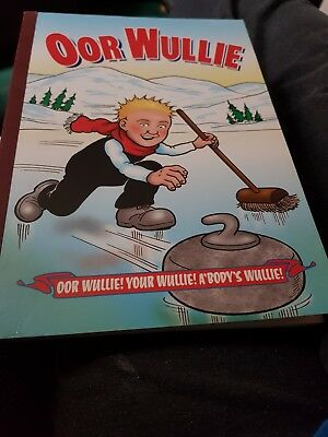 The Oor Wullie Book 2005 X VERY GOOD CONDITION X 1186 X