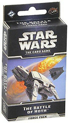Star Wars - The Battle of Hoth Force Pack Expansion English LCG Card Game