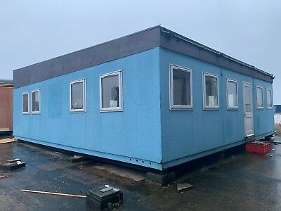 Modular Building, Site Office, Portable Building 9m x 9.6m (691)
