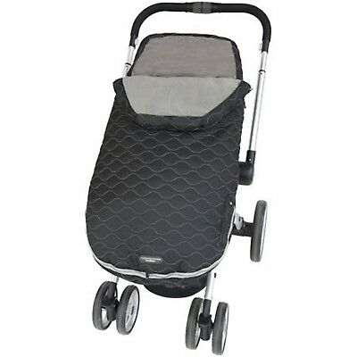 JJ Cole Urban Bundleme Toddler Footmuff Stealth Wind resistant Pram stroller
