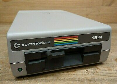 Commodore 1541 disc drive Fully tested **Super Condition** inc Cables