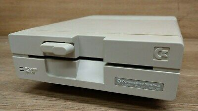 Commodore 1541 Mk2 disc drive Fully tested complete with power supply & cables