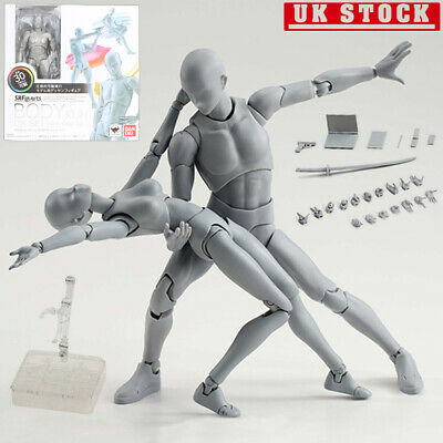 15CM MLuxe S.H.Figuarts Body Kun Chan DX Set Drawing Figures for Artists UK