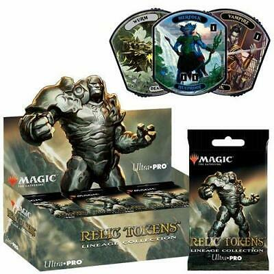 Ultra Pro Relic Tokens Lineage Collection for Magic: The Gathering - 1 Pack