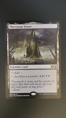Phyrexian Tower  Ultimate Masters NM MTG
