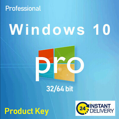 Windows 10 Pro Upgrade Key - Windows 10 Professional Upgrade -Win 10 Home to Pro