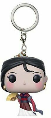 Funko Pocket POP! Disney Keychain - Mulan Vinyl Figure 4cm