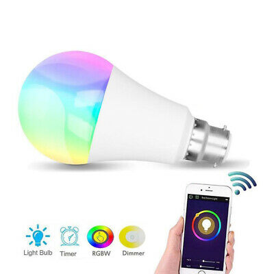 SMART BULB BLUETOOTH Wireless WiFi App Remote Control Light