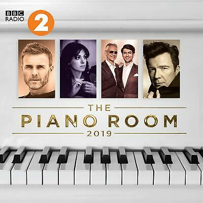 BBC Radio 2 - The Piano Room 2019 - New 2CD Album - Released 05/04/2019