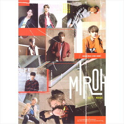 Stray Kids - Cle 1 : Miroh (4th Mini) Clé 1 Normal CD+Photobook+Photocard+Poster