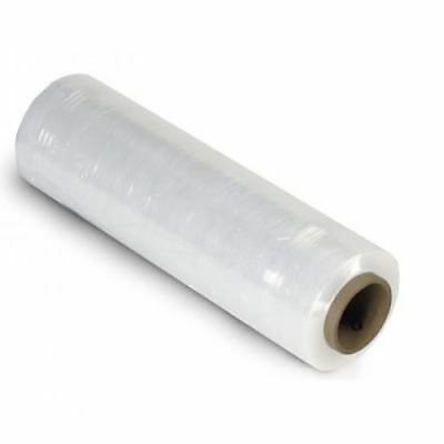 "1 XCLEAR STRONG Catering Cling Film Cutter Box 12"" / 300mm x 75m Food wrap"