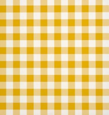 500 xYELLOW Gingham Duplex Paper Food Wrap Greaseproof 25X35cm Chip Basket Liner