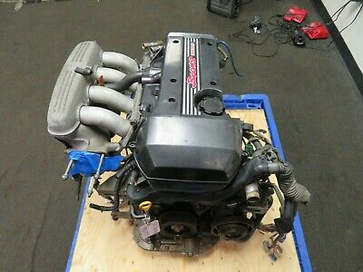 JDM TOYOTA ALTEZZA 3SGE BEAMS DUAL VVTi ENGINE 2 0L TWIN CAM MOTOR 3S LONG  BLOCK