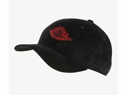 1b242afaa4de Nike Unisex Air Jordan CLASSIC 99 WINGS Hat Black Red AV8445-010 c