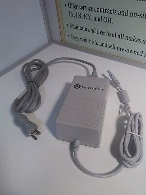 Used Carefusion Power Supply AC adapter for LTV 1200 1150 1100 1000 950 PN 11448