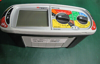 Megger MFT 1730  - Option: 1Y calibration & warranty