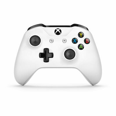 Official Xbox One Controller 3.5mm - White Crete - 6 Month Warranty Included