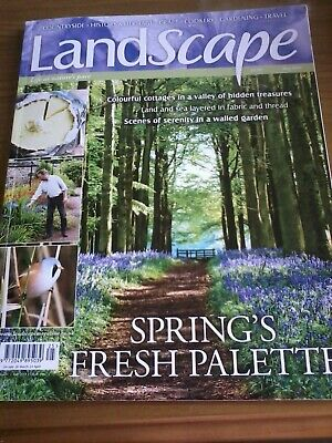 LANDSCAPE magazine Issue 47 May 2018 countryside craft cooking
