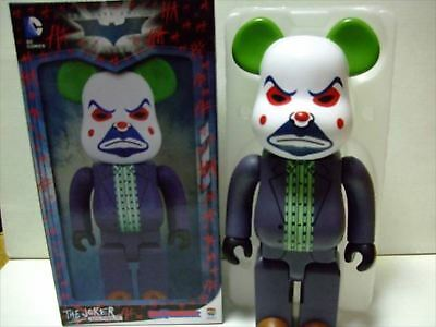 7f6c1d5b4589 MEDICOM BE RBRICK DC Batman The Dark Knight 400% Joker Why So ...