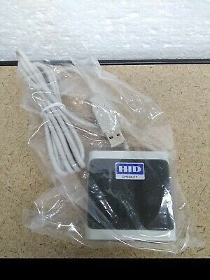 HID R50220318-DB OMNIKEY 5022 CL SMART Card Reader Contactless USB 2.0