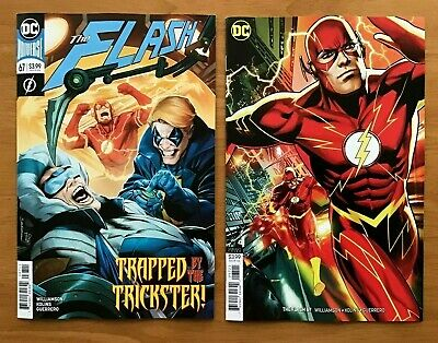Flash #85A Sandoval Variant NM 2020 Stock Image