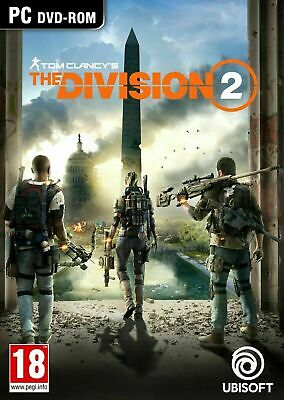 Tom Clancy's The Division 2 Uplay Account PC