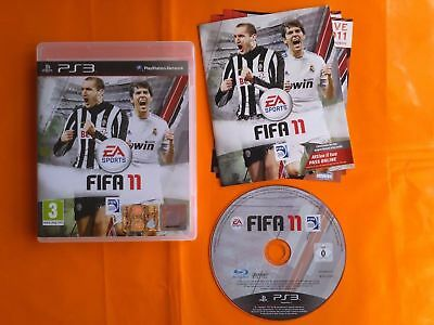 Fifa 11 Ps3 - Gioco Italiano Originale Completo Playstation 3