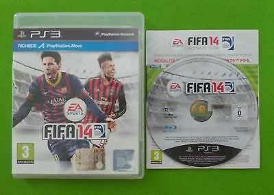 Fifa 14 Ps3 - Gioco Italiano Originale Completo Playstation 3