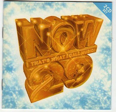 (-0-) Various Artists - Now That's What I Call Music! 29 - UK CD Double album