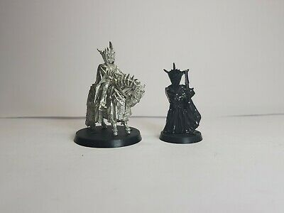 Lord of the rings warhammer Mouth Of Sauron On Foot and Mounted