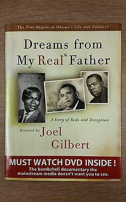 Dreams From My Real Father (DVD, 2012) 95 Min Documentary.