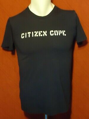 bf9713b63 VTG CITIZEN COPE COPE Every Waking Moment Band Blues Soul Funk T ...