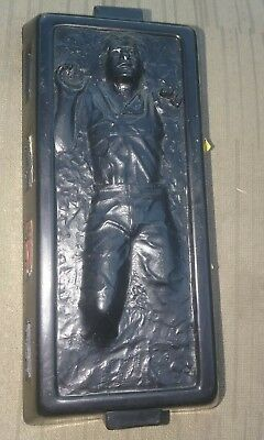Vintage Star Wars Han Solo In Carbonite From Boba Fett's Slave 1 Ship 1980