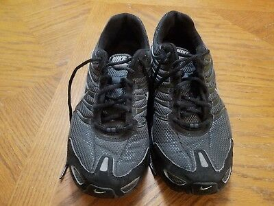 20dffddbf74 Nike Air Max Torch 4 Mens 343846-002 Black Anthracite Running Shoes Size 11