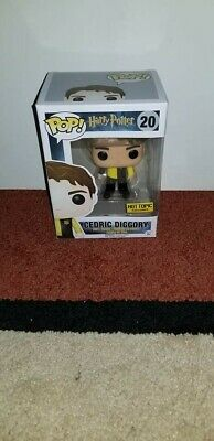 Funko Pop! Cedric Diggory #20 Hot Topic Exclusive Harry Potter Collectable