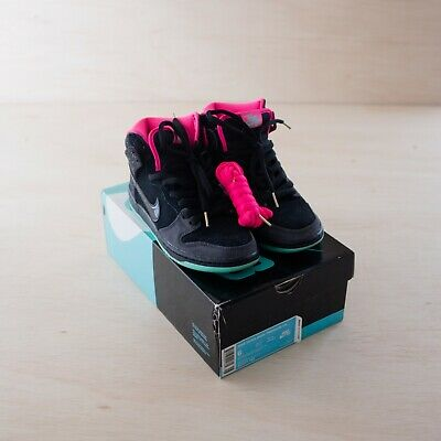 uk availability e2a88 0049d Nike SB Dunk High Northern Lights Premier Size 6, Preowned 9 10
