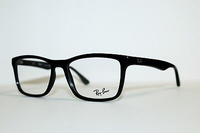 960f58388e Brand New Authentic Ray-Ban Rb 5279 2000 Glossy Black Eyeglasses Rx 53 Mm  Rb5279
