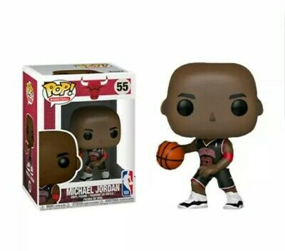 MICHAEL JORDAN FANATICS FUNKO EXCLUSIVE - Funko Pop! NBA #55 Bulls Pre-Order!!!